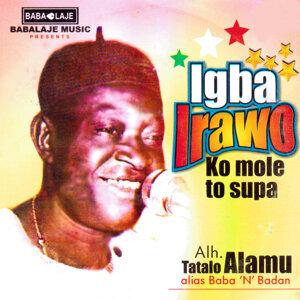 Alh. Tatalo Alamu 歌手頭像