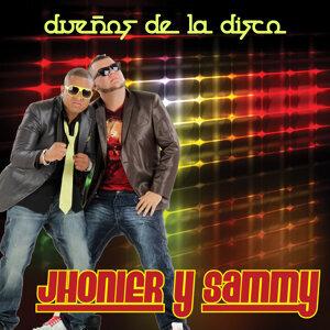 Jhonier y Sammy 歌手頭像