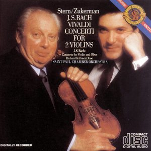 Isaac Stern, Pinchas Zukerman, Richard Killmer, Layton James, Saint Paul Chamber Orchestra 歌手頭像