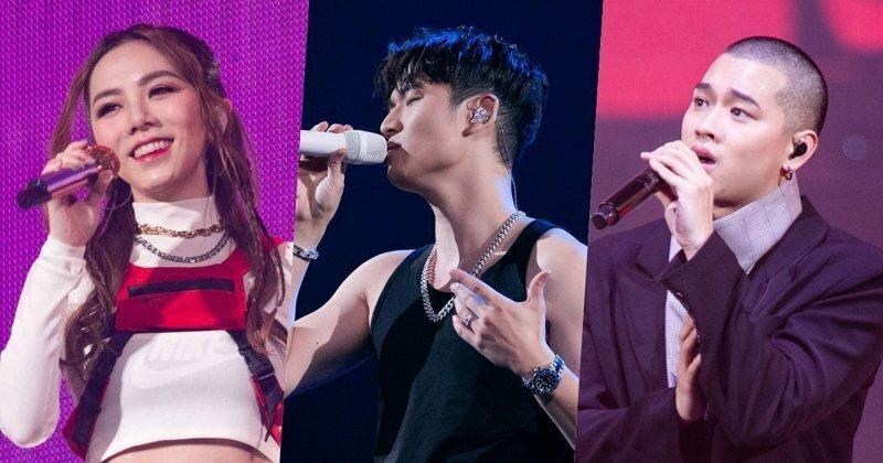 【第15屆KKBOX風雲榜】鄧紫棋開場、頑童壓軸!風雲榜17組歌手,誰是你的最愛?