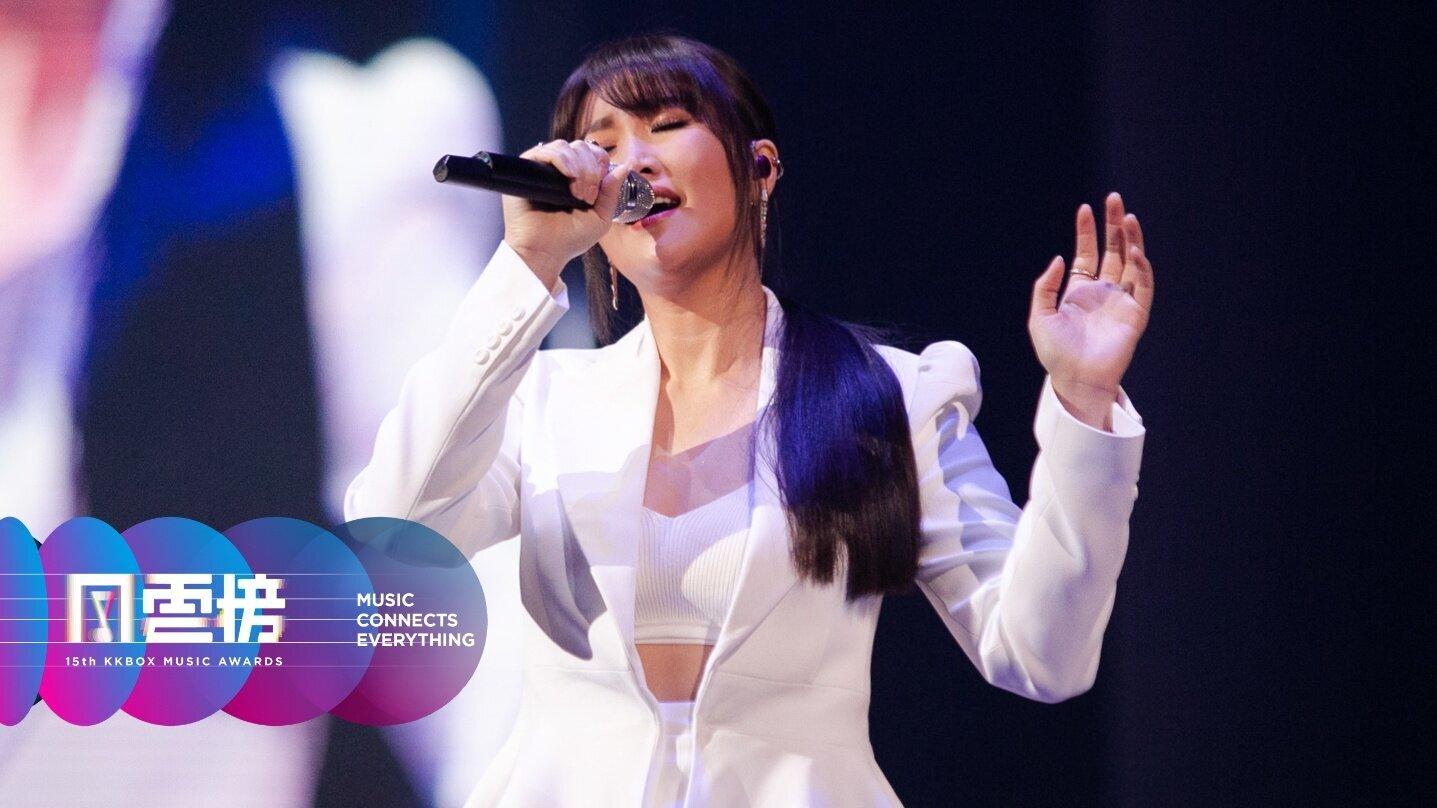 【風雲歌手】A-Lin