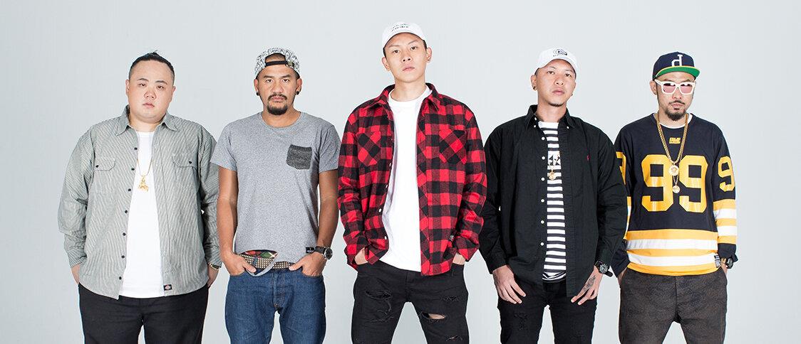 華語圈指標性饒舌團體《兄弟本色》勇奪 KKBOX 年度風雲歌手