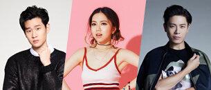 KKBOX 風雲榜第六波重量級藝人揭曉!「二王一后」周興哲、韋禮安與鄧紫棋