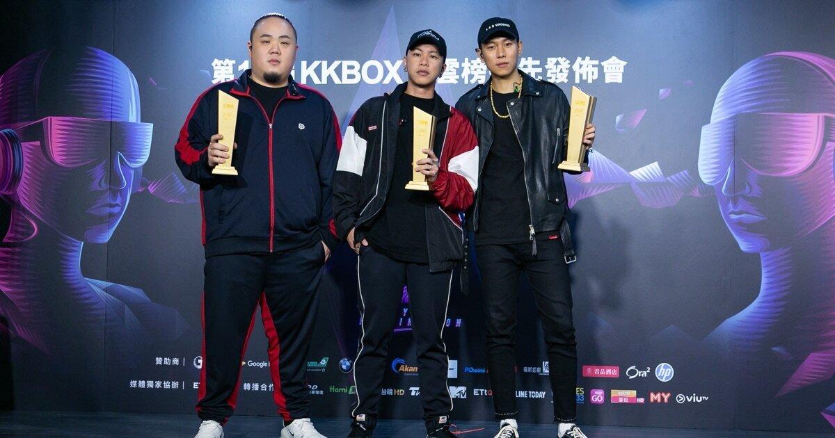 頑童 MJ116 首奪 KKBOX 年度風雲歌手,發佈會搶先領獎!
