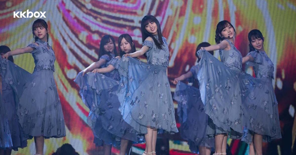 【第14屆KKBOX風雲榜】乃木坂46賣萌率先看!太可愛讓Lulu自稱變態姐姐