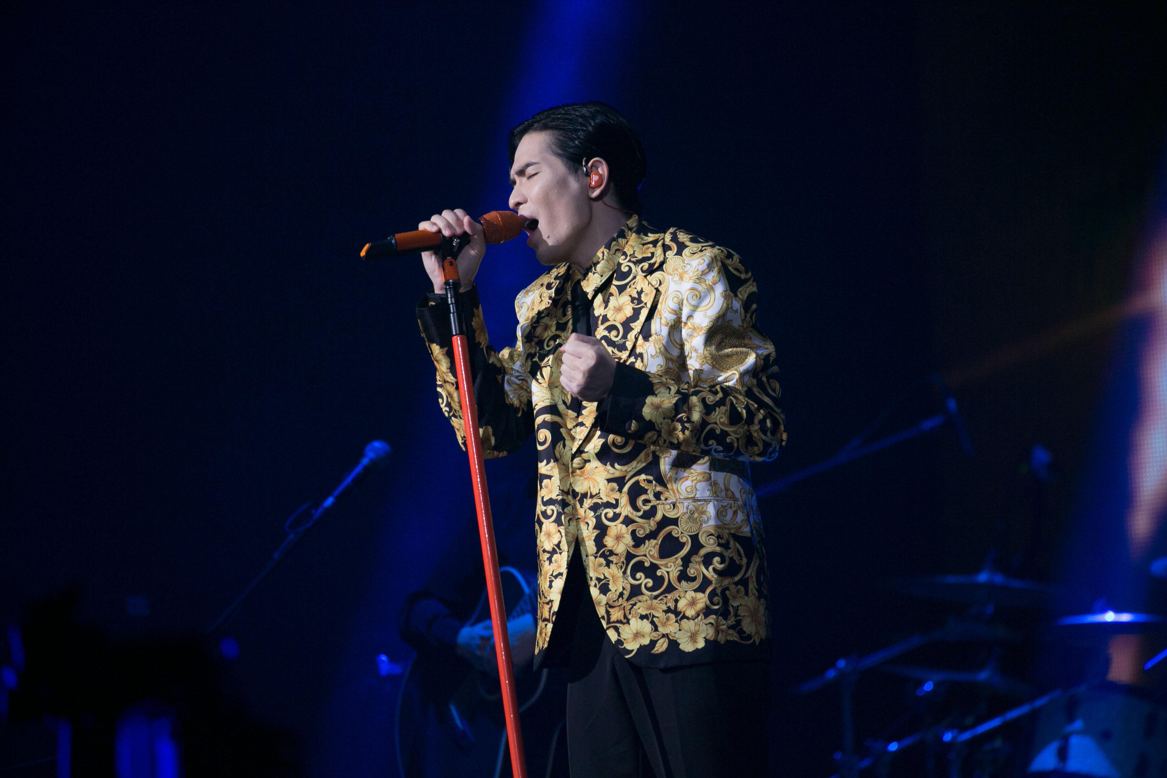 【精彩片段】年度風雲歌手 蕭敬騰 Jam Hsiao