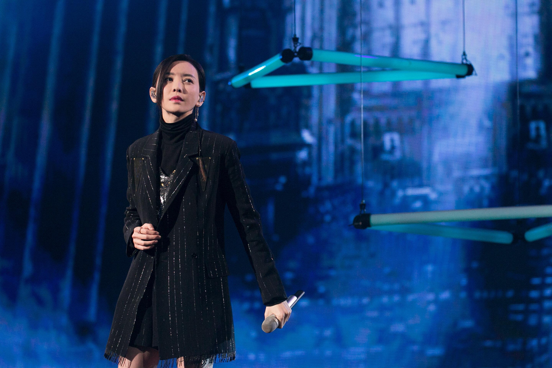【精彩片段】年度風雲歌手 于文文 Kelly Yu