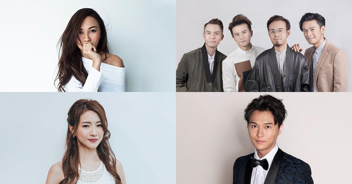 「KKBOX香港風雲榜」第二輪出席表演風雲歌手震撼公開!