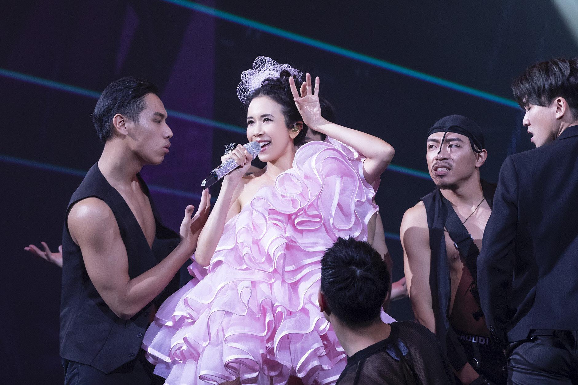 【精彩片段】年度风云歌手 莫文蔚 Karen Mok