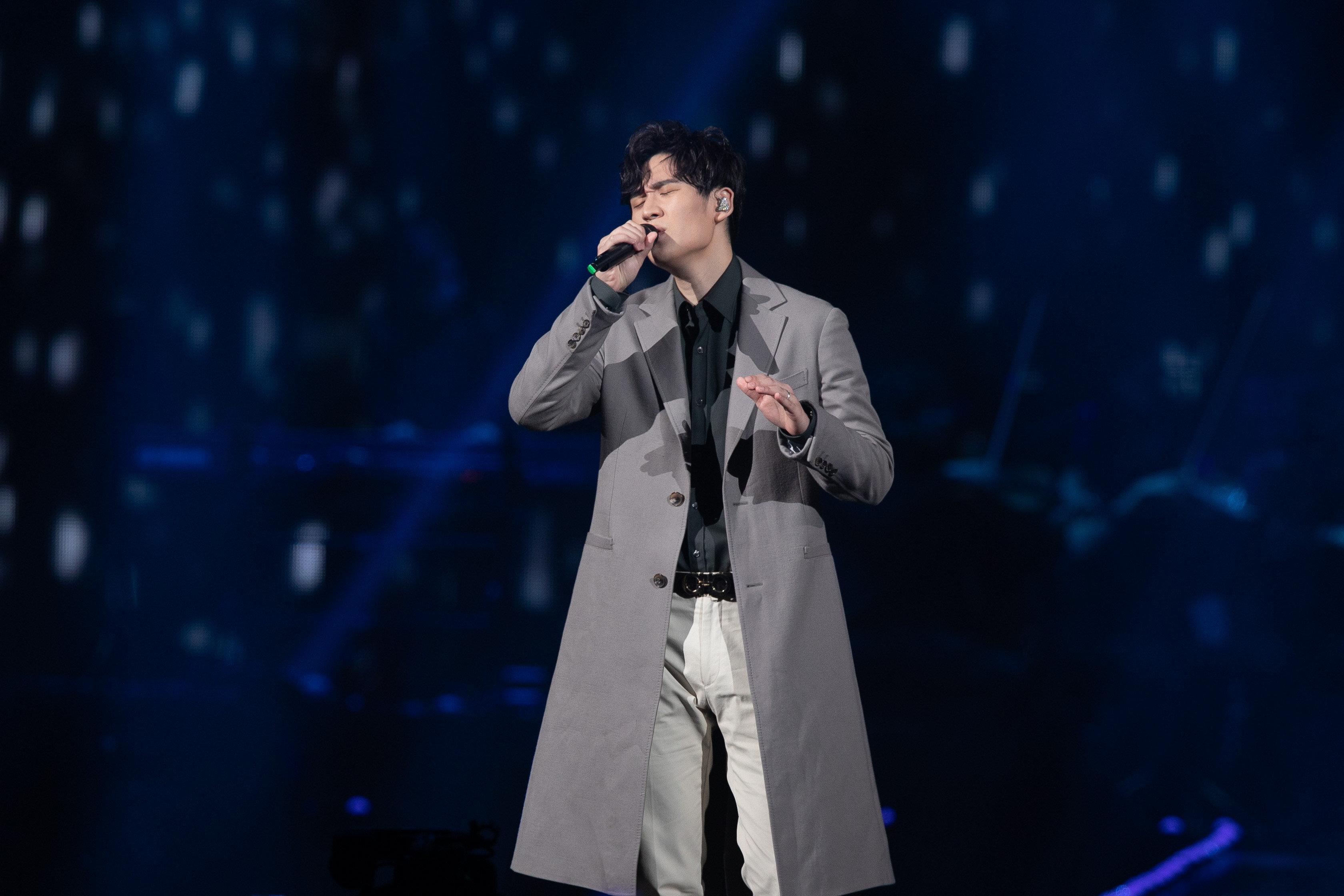 【精彩片段】年度风云歌手 周兴哲 Eric Chou