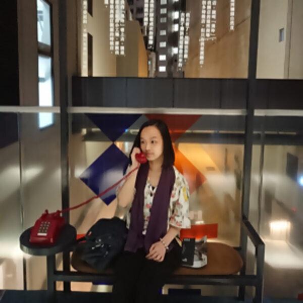 Kitty Liu - 第二屆KKBOX香港校園大使