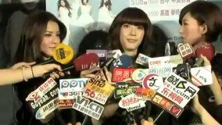 Dream Girls感謝記者會影音花絮之8媒體聯訪