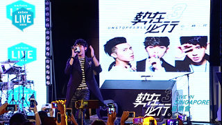 獨家精華【KKBOX LIVE】勢在必行3-心時代Live in Singapore