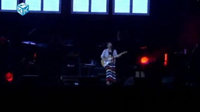 YUI香港演唱會《Rolling Star》