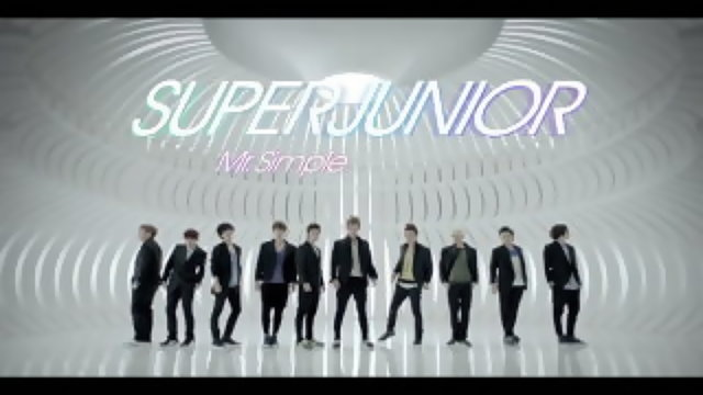 Super Junior - Mr.Simple預告1