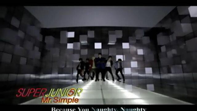 Mr. Simple(120秒版)