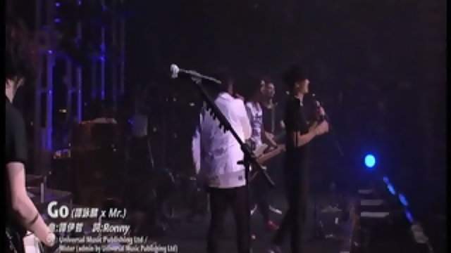 Go - 2011 Live in Hong Kong