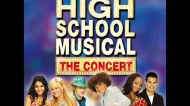 "Breaking Free - From ""High School Musical""/Soundtrack Version(現場演唱實況120秒版)"