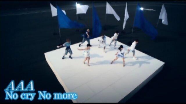 No cry No more(45秒版)