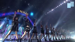 SNH48第四屆總決選燃爆上海宣傳片