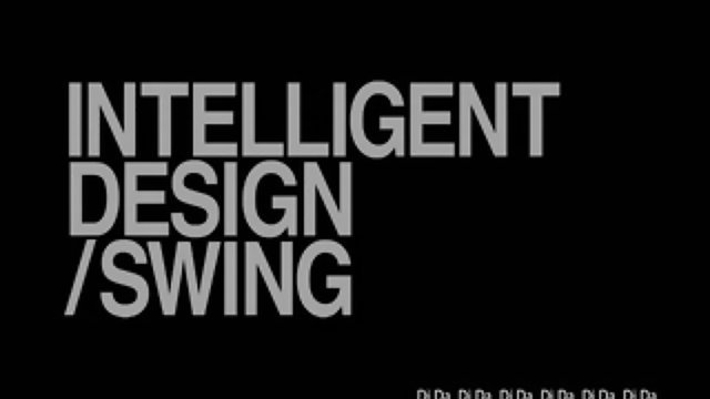 Intelligent Design - Album Version