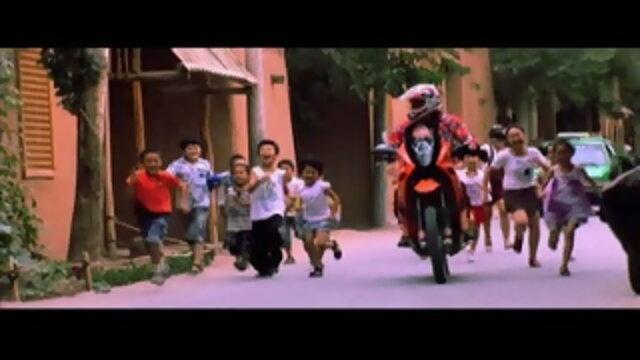 2011新疆環塔拉力賽主題曲[光芒]MV拍攝紀實