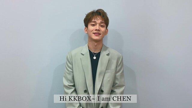 CHEN KKBOX問候ID