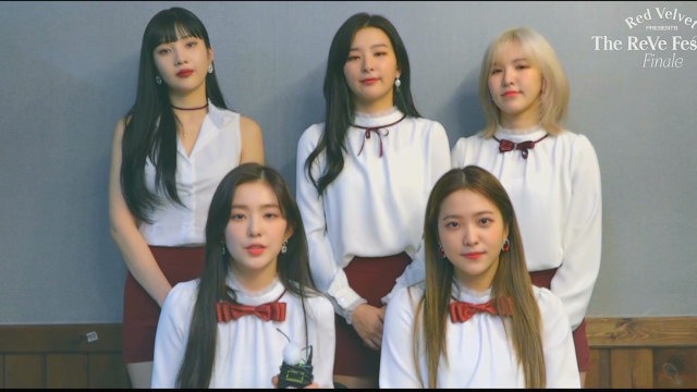 Red Velvet_The ReVe Festival Finale_KKBOX ID