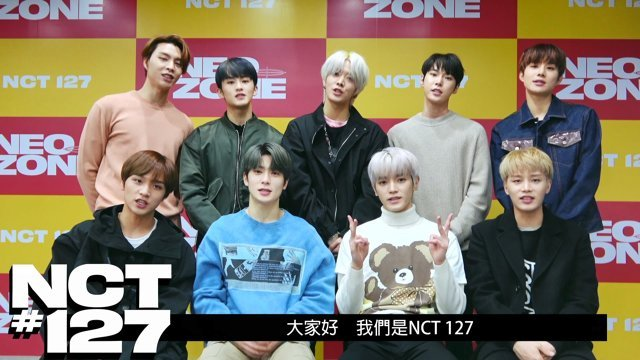 NCT 127 Neo Zone_ID影像