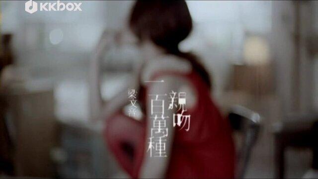 一百萬種親吻 - Album Version