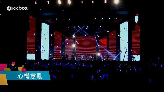 藍心湄LinDIVA演唱會-心慌意亂