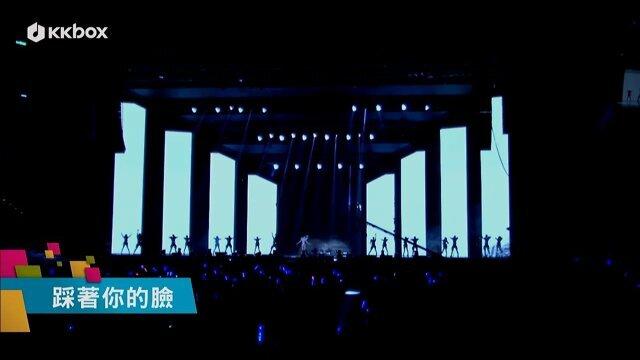藍心湄LinDIVA演唱會-著你的臉