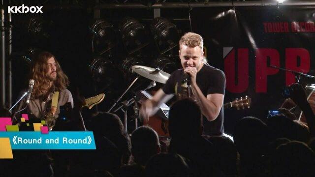 Round and Round (Live)