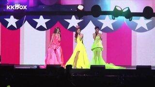 天使在唱歌+幸福留言+魔力_S.H.E「2GETHER 4EVER」演唱會