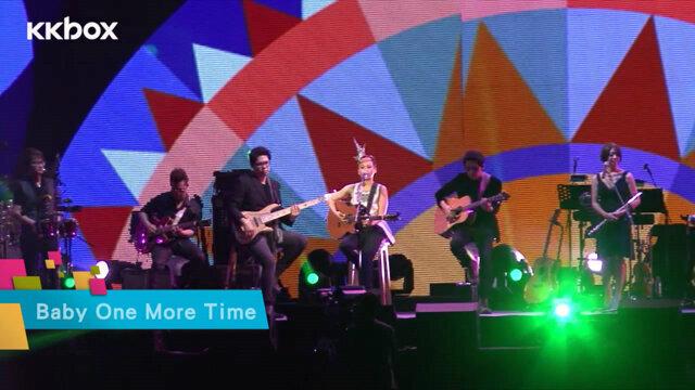 Baby One More Time + Music_蔡健雅美丽突然发生巡回演唱会