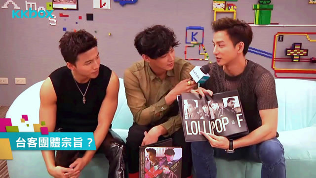 Lollipop@F時尚台客教室