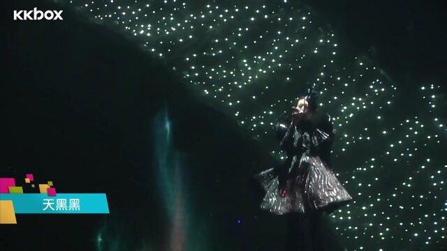 現場直擊_孫燕姿「克卜勒世界巡迴演唱會2014」香港站
