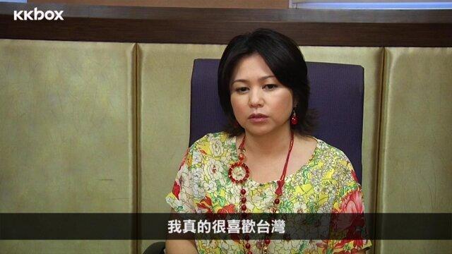 夏川里美談台灣與沖繩相似之處