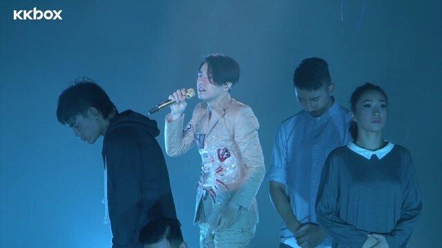 现场直击_HINS LIVE IN PASSION 张敬轩演唱会2014
