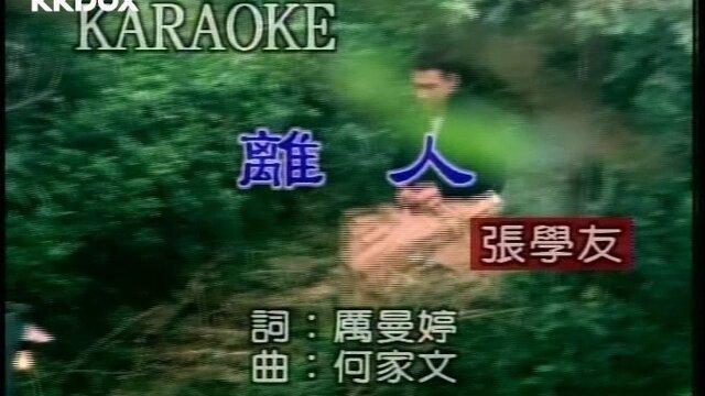 離人 - Album Version(Karaoke)