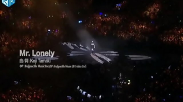 Mr Lonely - Live