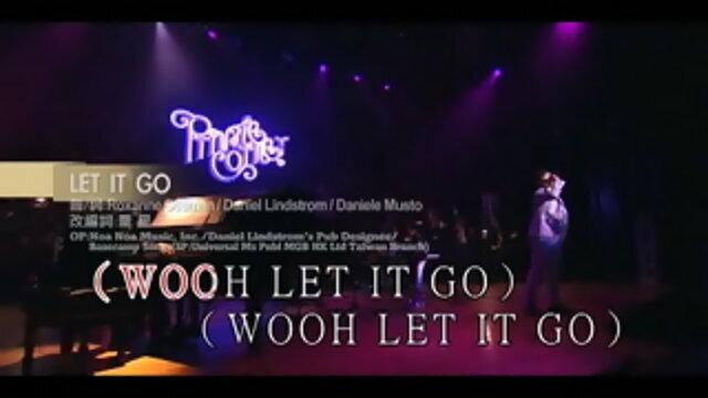 Let It Go - Live
