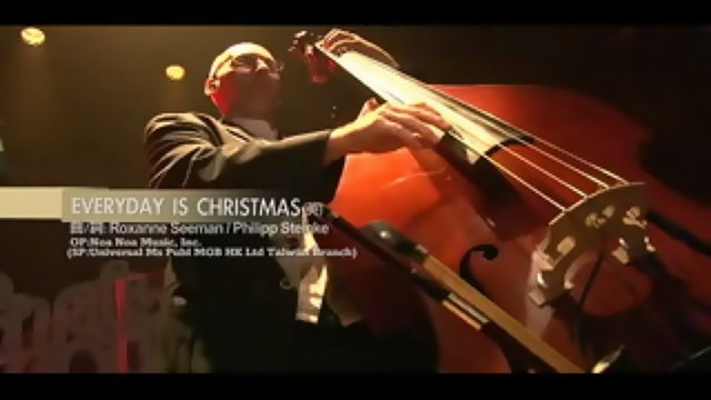 Everyday Is Christmas - Live