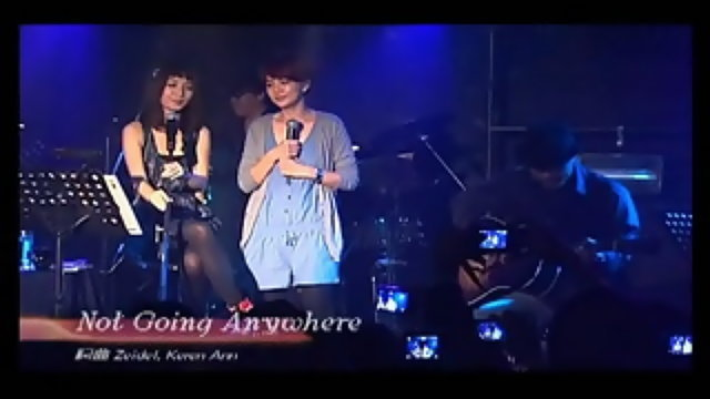 Not Going Anywhere (330音樂田生日會)