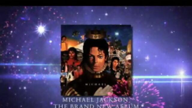 Michael Jackson New Album ''MICHAEL'' TV Trailer
