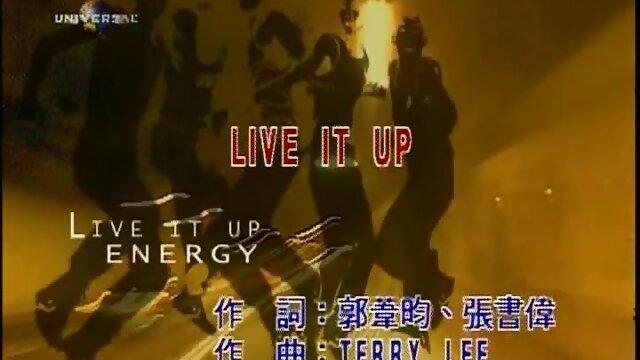 LIVE IT UP - Album Version