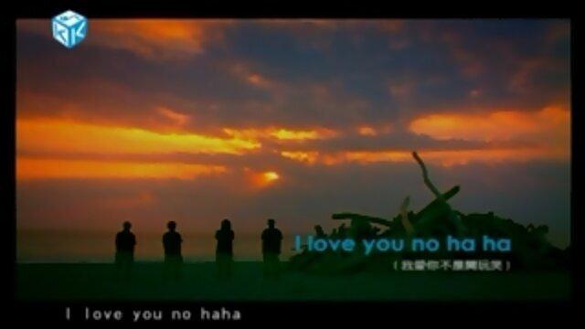 I love you no ha ha