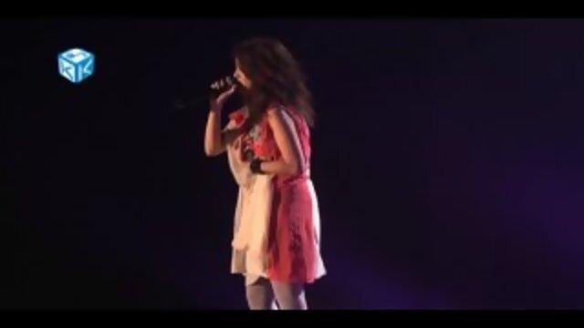 謝安琪台北演唱會(3)