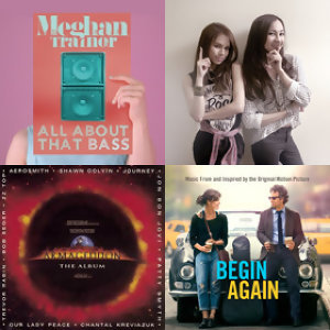 2014/10/21 AGA x Kelvin Kwan「一起聽」歌單
