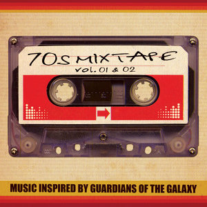70's Mixtape - Guardians of the Galaxy